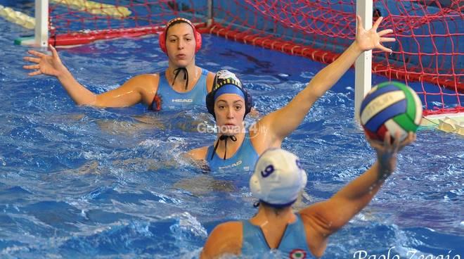 Rapallo Vs Bogliasco Bene Derby Pallanuoto Femminile Serie A1