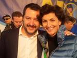 Referendum costituzionale, la manifestazione della Lega Nord a Firenze