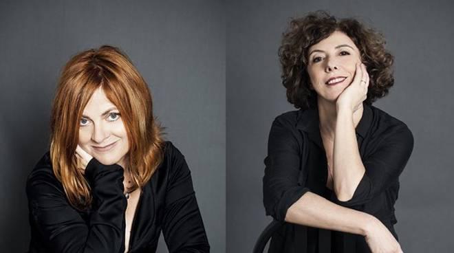 """""""Rosalyn"""" con Marina Massironi e Alessandra Faiella"""