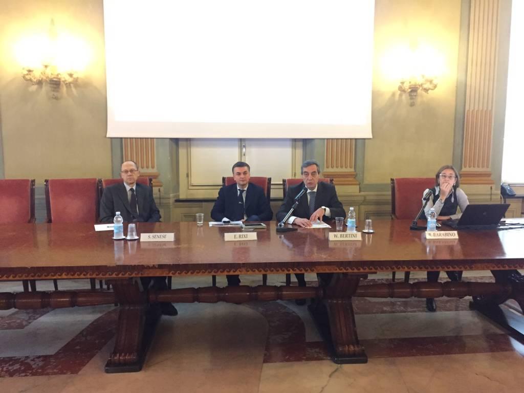 Savona, l'assessore regionale Rixi presenta il bando da 40 milioni per le imprese