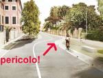 Savona, passeggiata di via Nizza: le osservazioni di Paolo Forzano