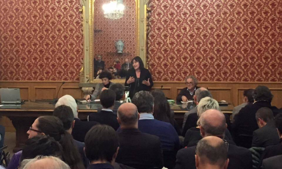 Sonia Viale incontra i sindaci del savonese