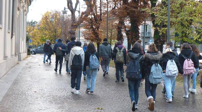 studenti inverno