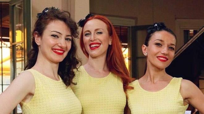 The robin Gals: le ragazze del juke-box