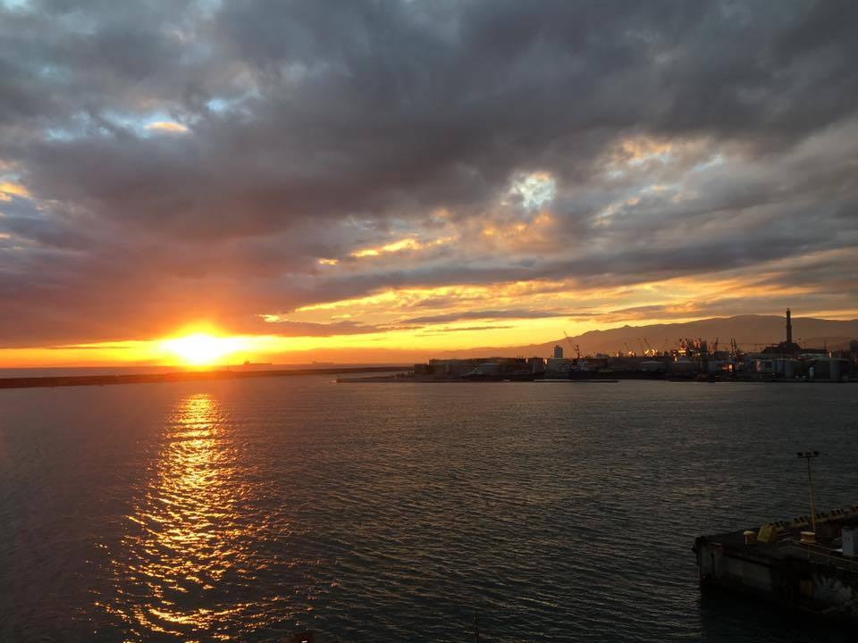 tramonto ge 2016 novembre
