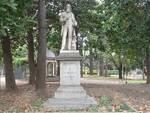 Statua Pietro Giuria Visibile