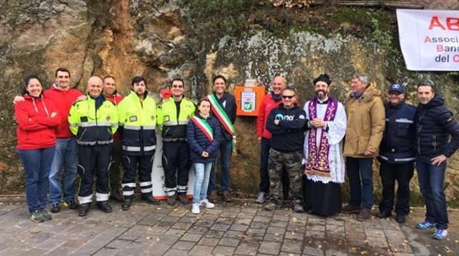 Defibrillatore Giustenice Pulp in Valmaremola