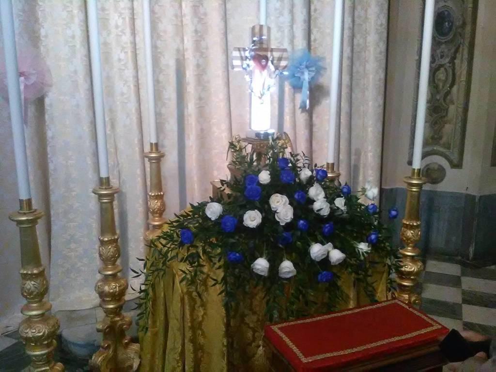A Pietra Ligure le reliquie di Madre Teresa di Calcutta