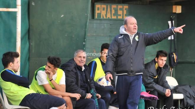 A.S.D. Praese 1945 -A.S.D Don Bosco Varazze 1912 Promozione girone A