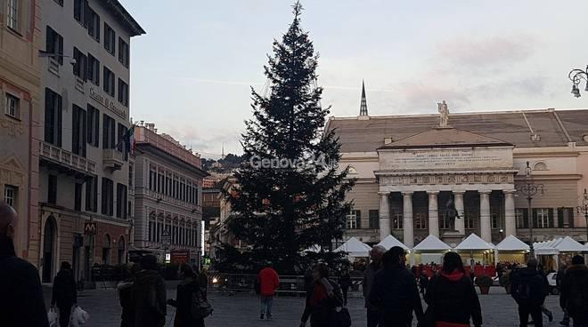 Albero di Natale De Ferrari