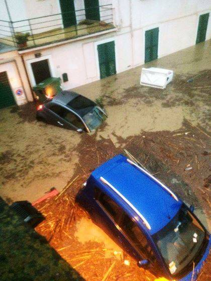 alluvione pietra
