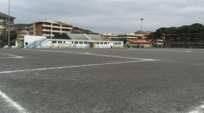 campo calcio via marco polo andora