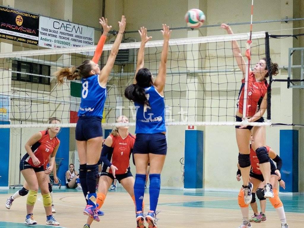 Il Gabbiano Volley vola sempre alto