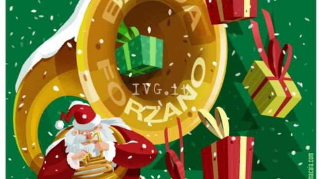 Concerto di Natale del Complesso Bandistico Città di Savona A. Forzano