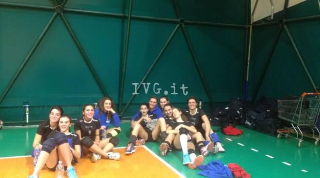 Volley, 2 divisione: alle ragazze del Maremola il derby con il S.Pio X Loano