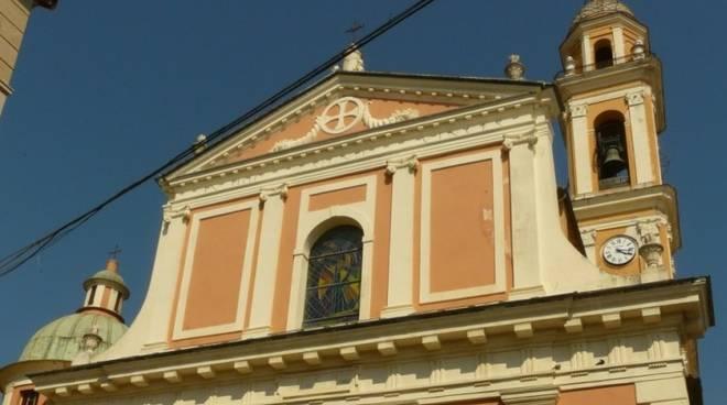 Chiesa Santa Croce a Moneglia