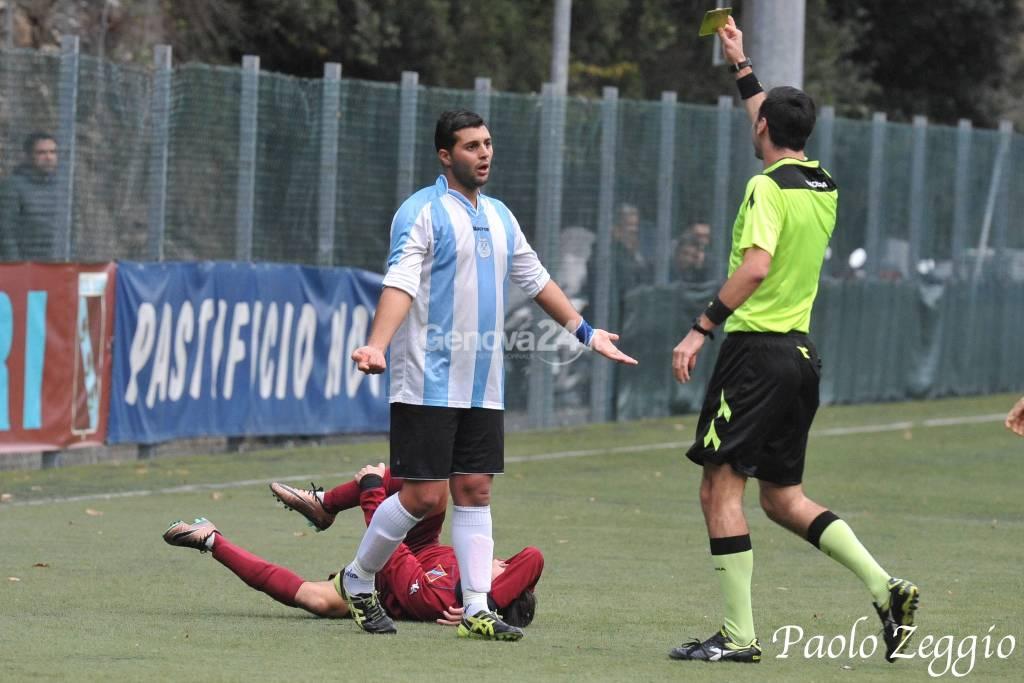 G.S:D Sori Vs Pol .Torriglia Prima Categoria Girone B
