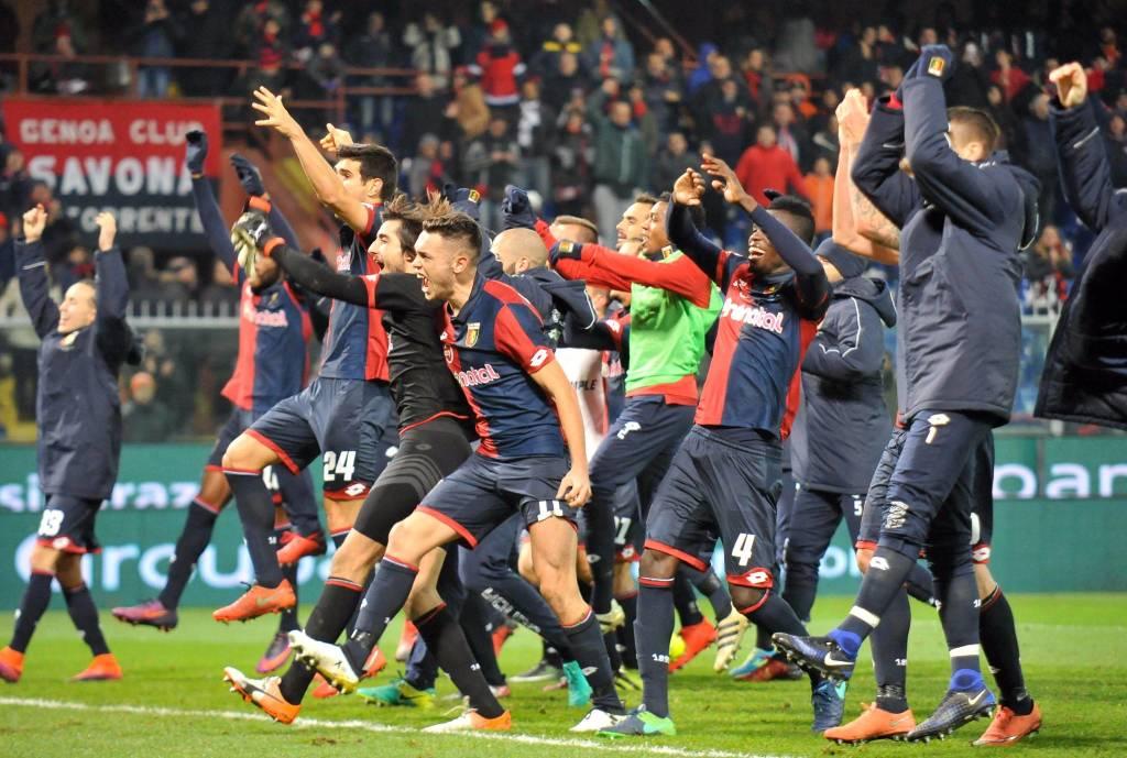 Genoa Vs Fiorentina Recupero Terza Giornata Serie A