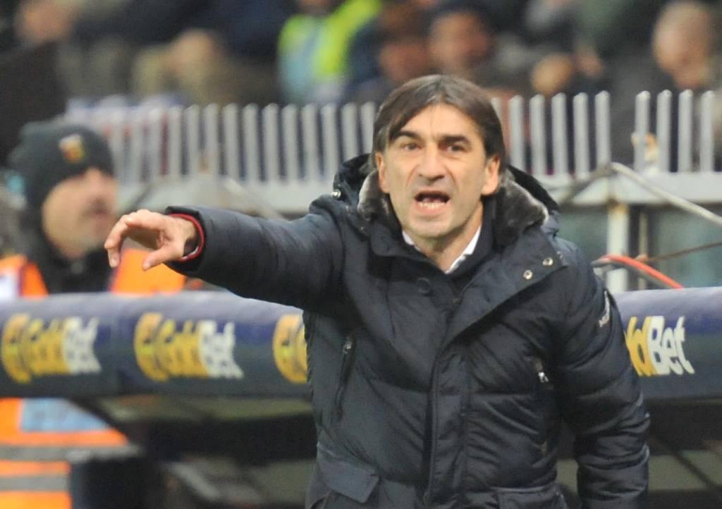 Genoa Vs Palermo Serie A