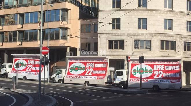 Ultimi Di Globo Pronto it Genova24 L'inaugurazione LavoriTutto Per LUGpSqVzM