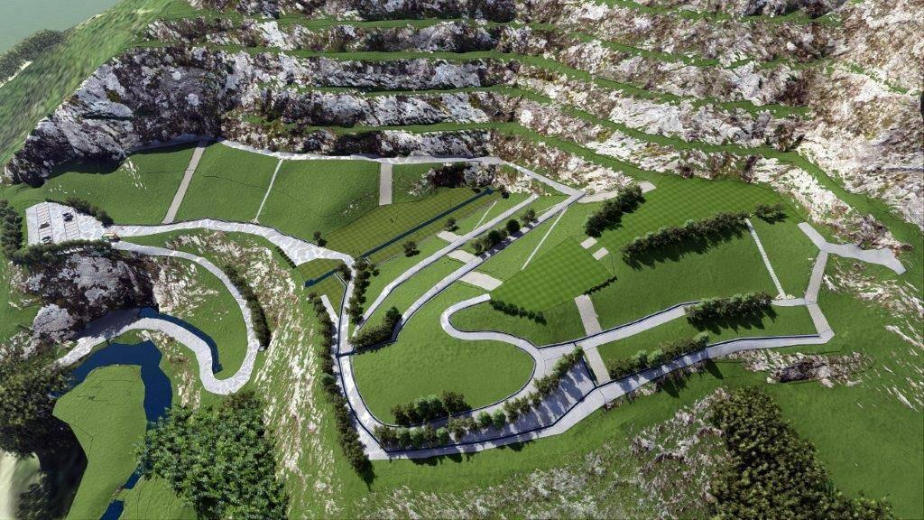 Il nuovo polo di sport outdoor di Toirano