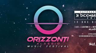 """Le Vele Alassio presentano """"Orizzonti Alassio Music Festival"""""""