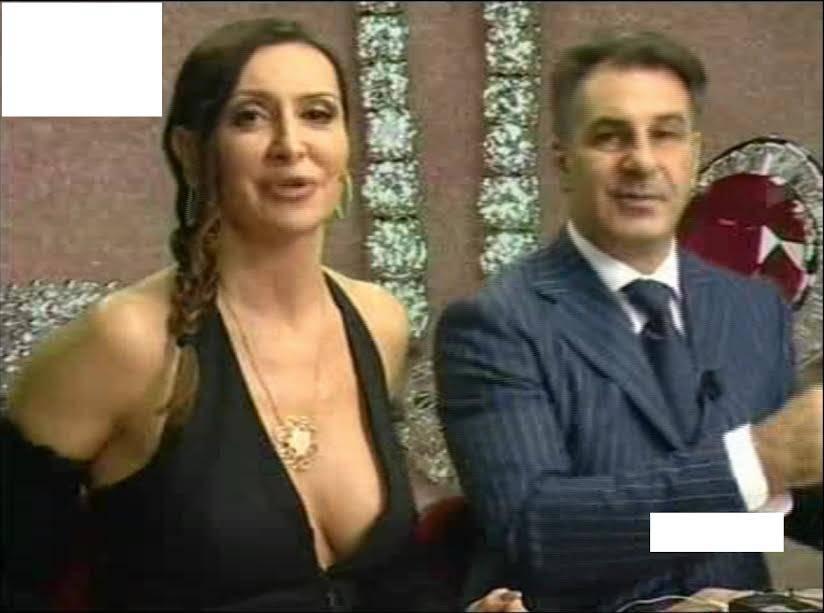 Joanna Golabek e Roberto Peragine