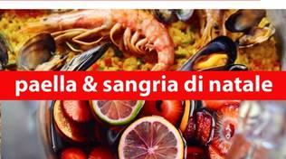 Paella & Sangria di Natale Savona