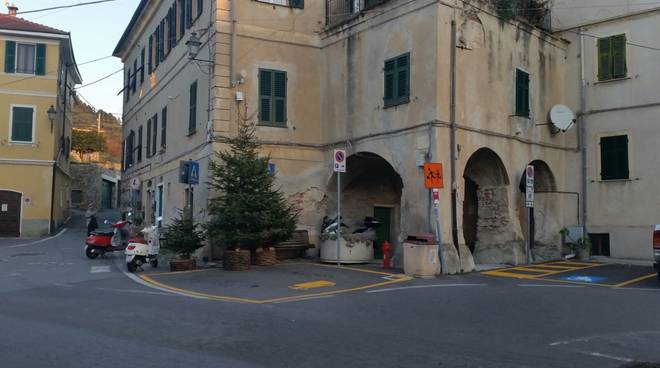 parcheggio disabili gorra