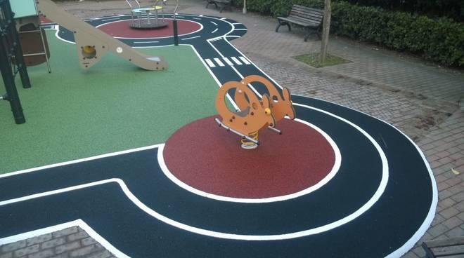parco giochi pietra viale repubblica