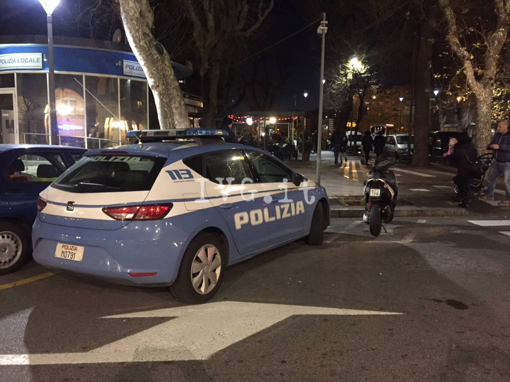 piazza del popolo polizia notte volante