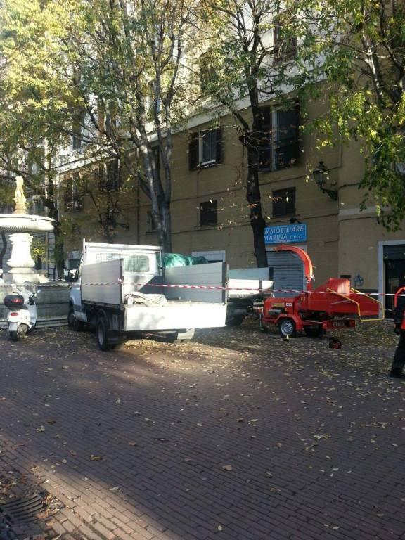 Riqualificazione piazza Settembrini