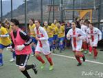 S.C.Molassana Boero  Vs S.c.d. Ligorna Incontro valido per la nona Giornata Calcio Femminile Serie B Girone A
