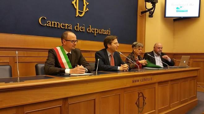 Santa Margherita alla Camera dei Deputati