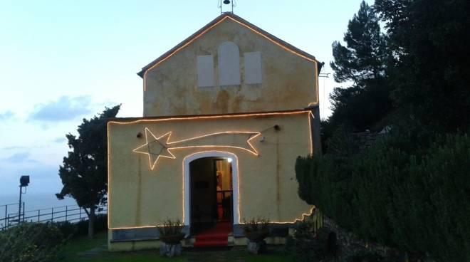 Santuario Nostra Signora delle Penne di Laigueglia