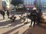 Savona, blitz della municipale contro gli abusivi della Darsena