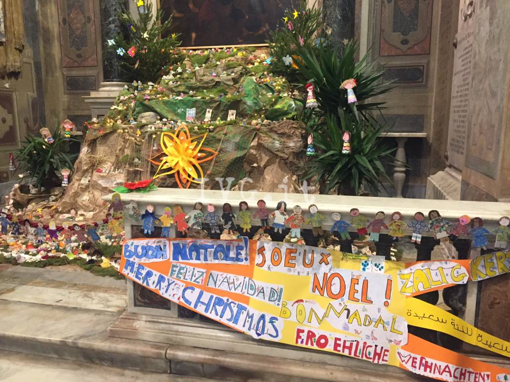 """Savona, """"Francesco e Kamil"""": in Duomo arriva un presepe multietnico"""
