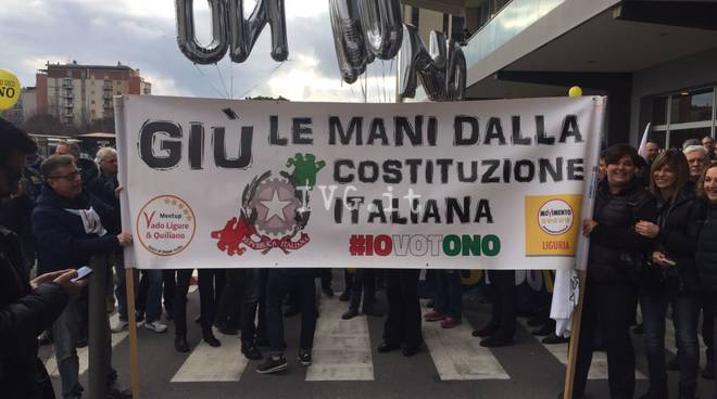 Savona, #iodiconotour fa tappa a Savona