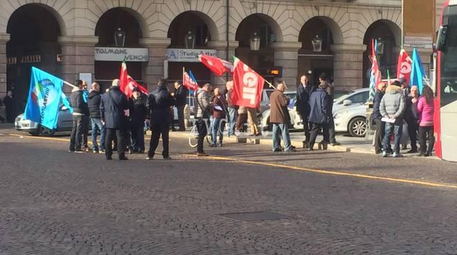 sciopero Tpl Savona