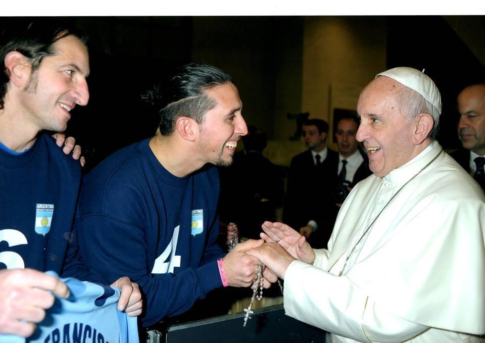 siracusa e grabinsky in Vaticano