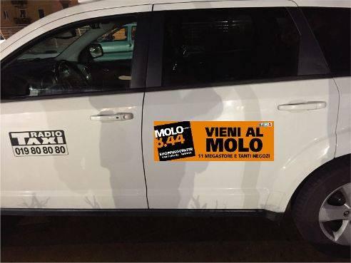 Molo 8..4 Sponsor Taxi