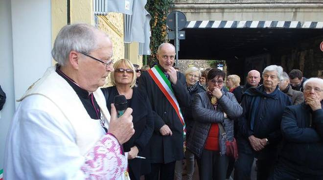 Inaugurazione Ambulatorio Alassio