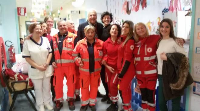 Croce Bianca Croce Rossa Pediatria San Paolo