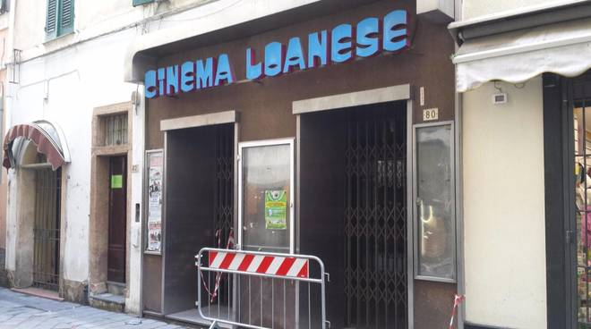 Ex Cinema Teatro Loanese Loano