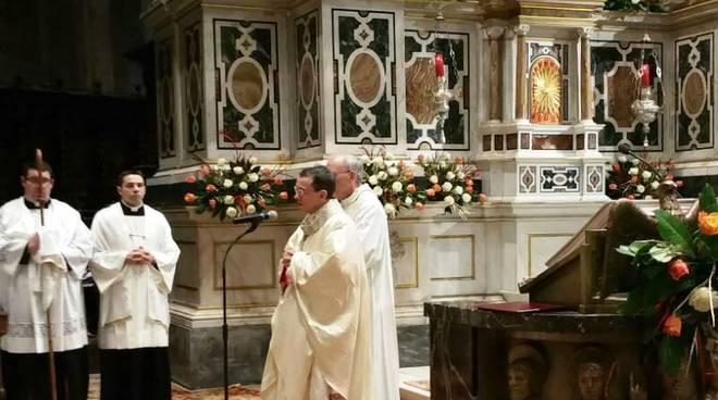 vescovo savona