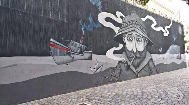via daste murales