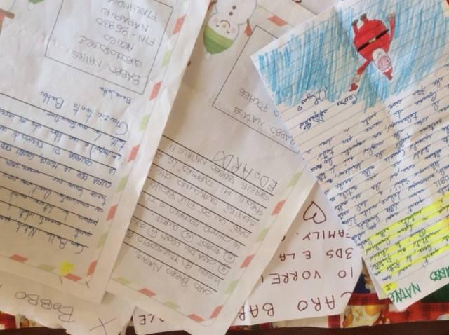 Alla croce bianca di Albenga premiate le lettere a Gesù Bambino