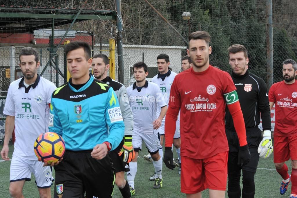 Anpi Casassa VS  Campo Ligure  Il Borgo seconda categoria Gir D