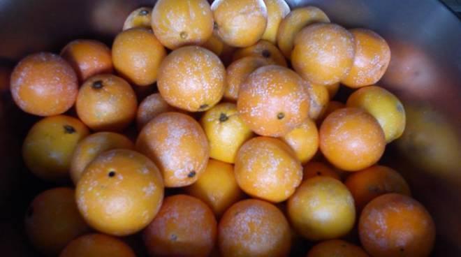 arance al pesticida