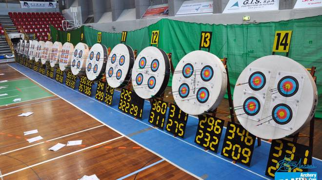 archery cup 2017